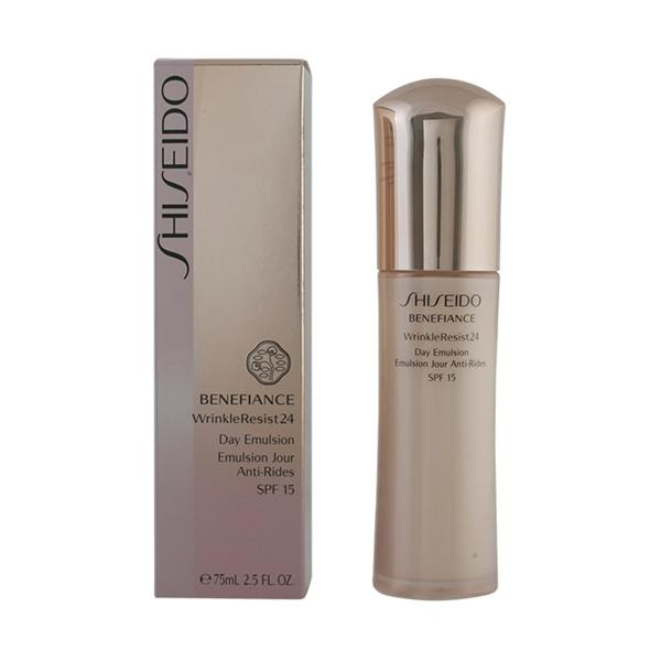 Foto Shiseido - Benefiance Wrinkle Resist 24 Day Emulsion 75 Ml giordanoshop.com Cosmetici per Donne