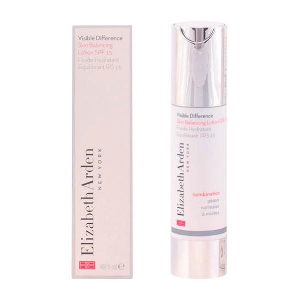 Foto Elizabeth Arden - Visible Difference Balancing Lotion Spf15 50 Ml giordanoshop.com Cosmetici per Donne