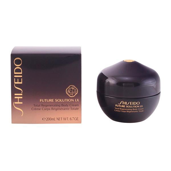Foto Shiseido - Future Solution Lx Total Regenerating Body Cream 200 Ml giordanoshop.com Cosmetici per Donne