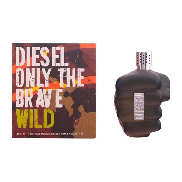 Foto Diesel - only the brave wild edt vaporizador limited edition 200 ml Giordanoshop.com Profumi maschili
