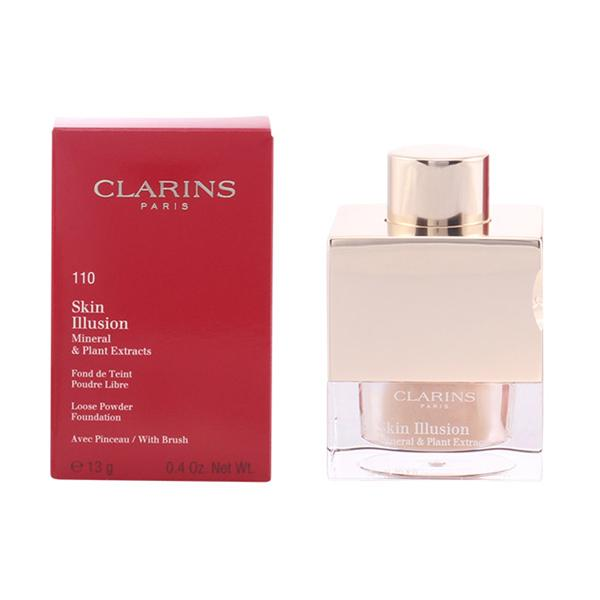 Foto Clarins - skin illusion powder 110-honey 13 gr Giordanoshop.com Trucco e Make-Up