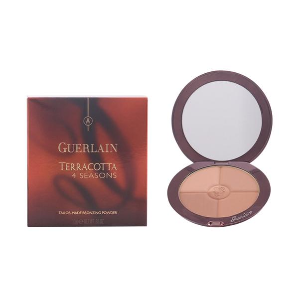 Foto Guerlain TERRACOTTA 4 SEASONS poudre cpt 03 brunettes 10 gr Giordanoshop.com Trucco e Make-Up