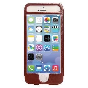 Foto Custodia Marrone In Pelle Per Telefono Iphone 5S/5 Giordanoshop.com Altro per Tablet