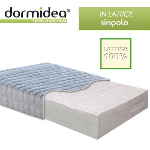 Foto MATERASSO IN LATTICE SINGOLO 7 ZONE DIFFERENZIATE 80X190X20 CM DORMIDEA Materassi in Lattice