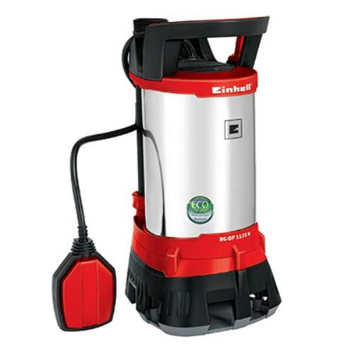 Foto Elettropompa Pompa Sommersa Ad Immersione 790W Per Acque Scure Sporche Einhell Rg-Dp 1135 N Pompe sommerse