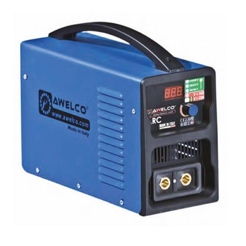 Foto SALDATRICE MMA PORTATILE INVERTER ARC 250 AWELCO MADE IN ITALY Saldatrici