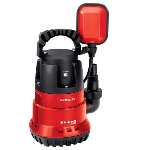 Foto Pompa Sommersa Ad Immersione Per Acque Chiare 270W Einhell Gh-Sp 2768 Pompe sommerse
