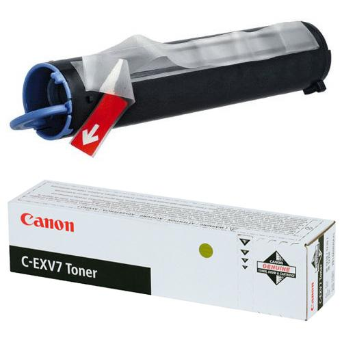 Image of Toner Originale Colore Nero Per Canon C-Exv7