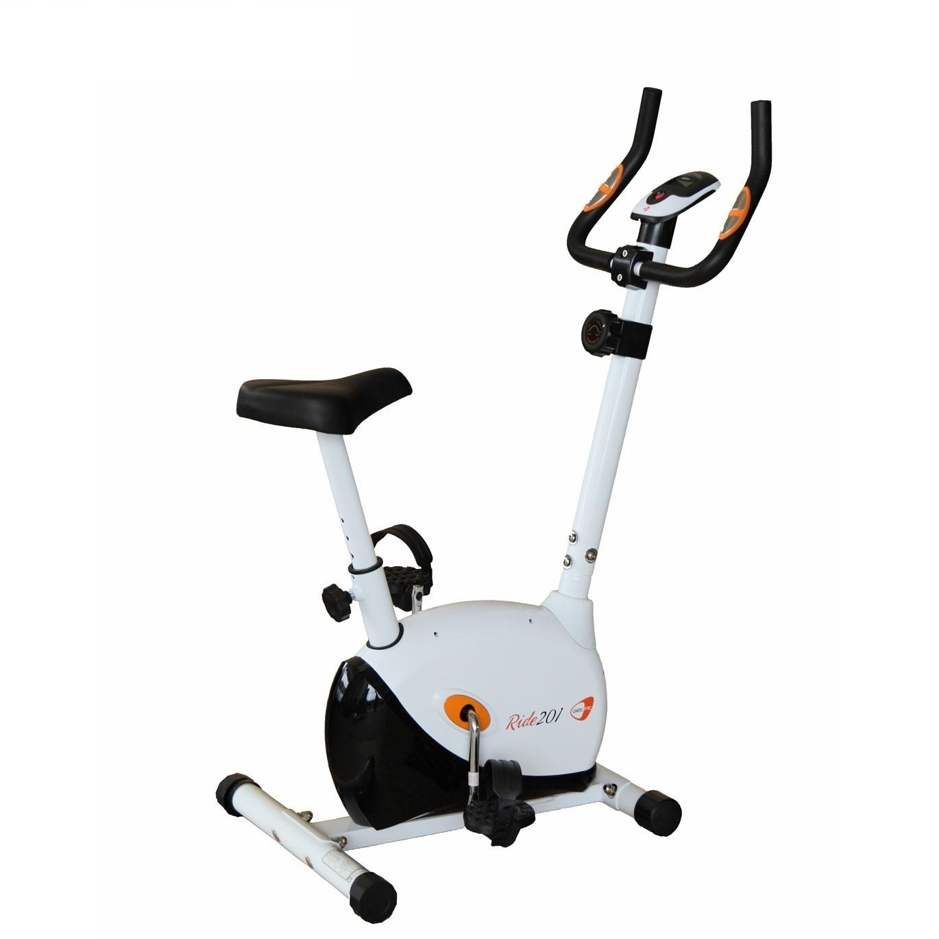 Image of Cyclette Manuale 100Kg Max 8 Livelli GetFit Ride 201