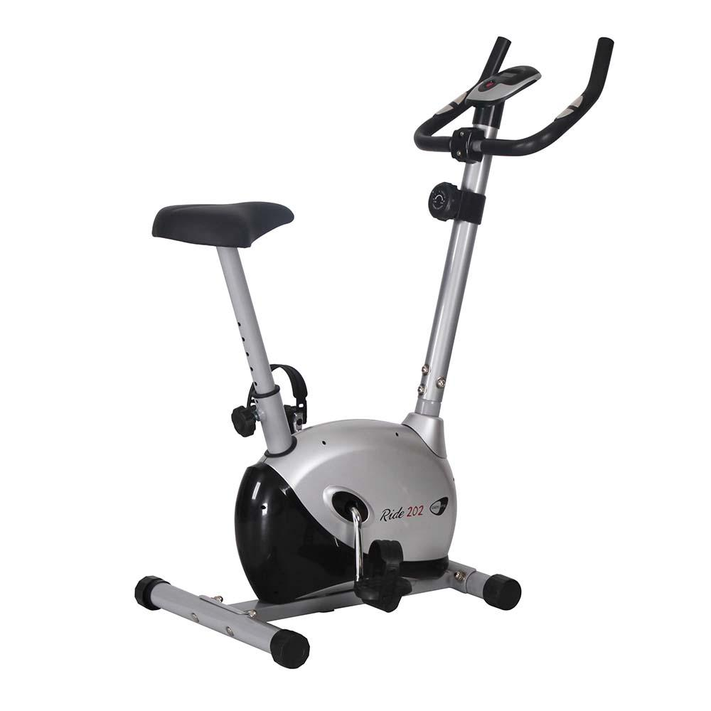 Image of Cyclette Magnetica Manuale 8 Livelli 100Kg Max GetFit Ride 202