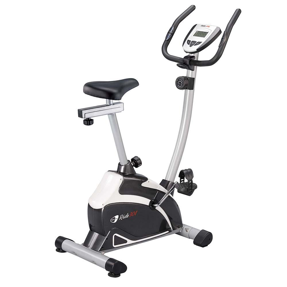 Image of Cyclette Magnetica Manuale 8 Livelli 120Kg Max GetFit Ride 301