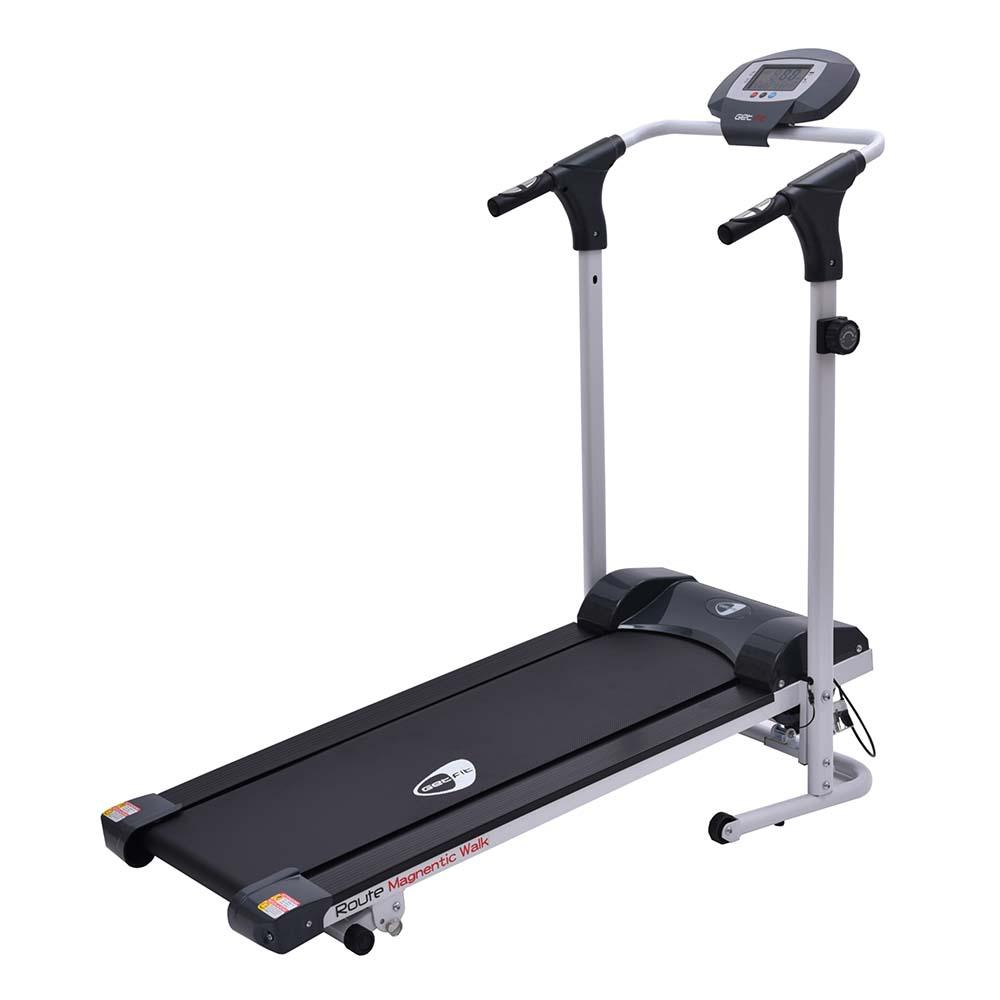 Image of Tapis Roulant Magnetico Manuale 8 Livelli GetFit Route Magnetic Walk