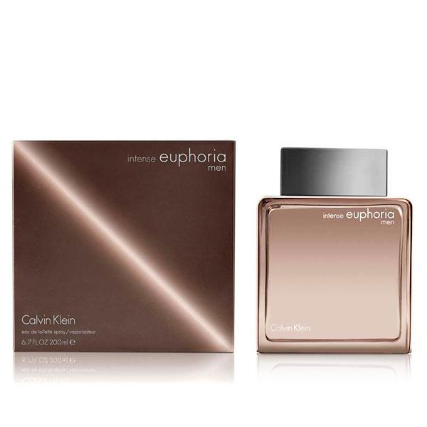 Foto Calvin Klein - Euphoria Men Intense Edt Vapo 100 Ml giordanoshop.com Profumi maschili