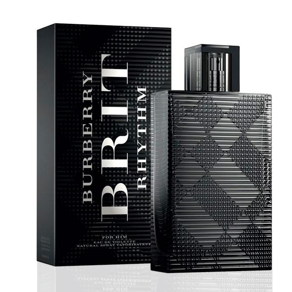 Foto Burberry - Brit Rhythm Edt Vapo 90 Ml giordanoshop.com Profumi maschili