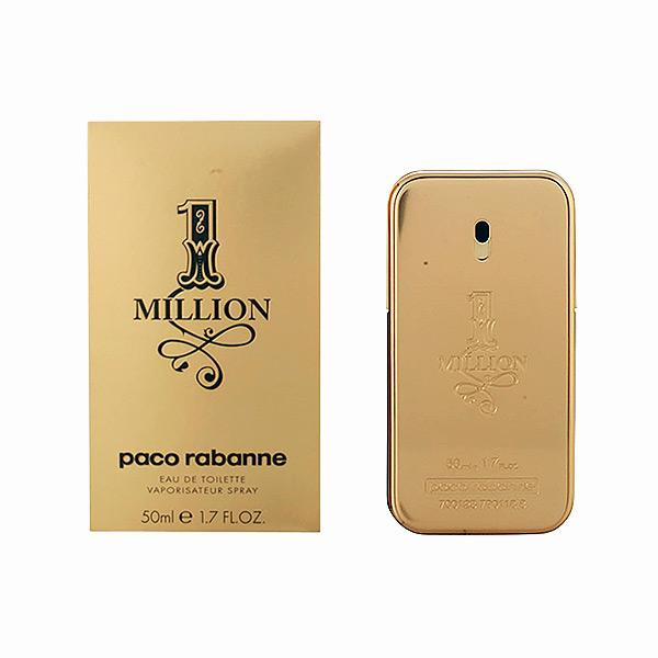 Foto Paco Rabanne - 1 Million Edt Vapo 50 Ml giordanoshop.com Profumi maschili