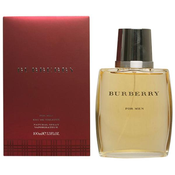 Foto Burberry - Burberry Men Edt Vapo 100 Ml giordanoshop.com Profumi maschili