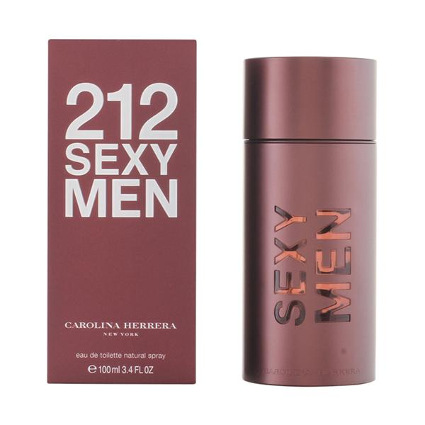 Foto Carolina Herrera - 212 Sexy Men Edt Vapo 100 Ml giordanoshop.com Profumi maschili