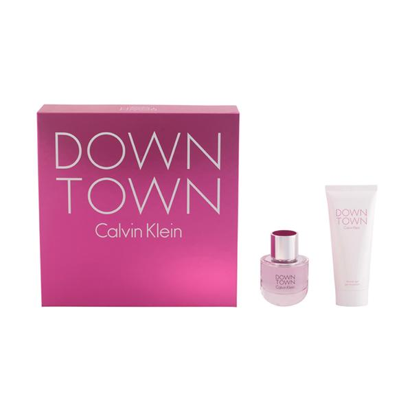 Foto Calvin Klein - Downtown Lotto 2 Pz Edp Vapo 50 Ml giordanoshop.com Profumi femminili