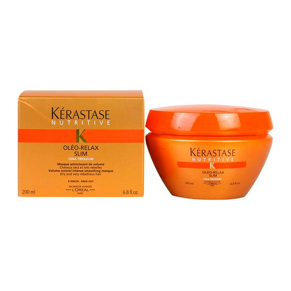 Foto Kerastase - nutritive oleo-relax masque slim 200 ml Giordanoshop.com Acconciatura