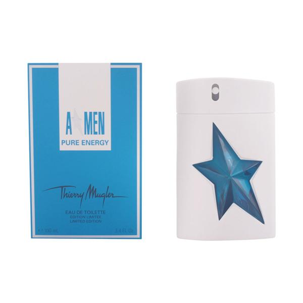 Foto Thierry mugler - a*men pure energy edt vaporizador 100 ml Giordanoshop.com Profumi maschili