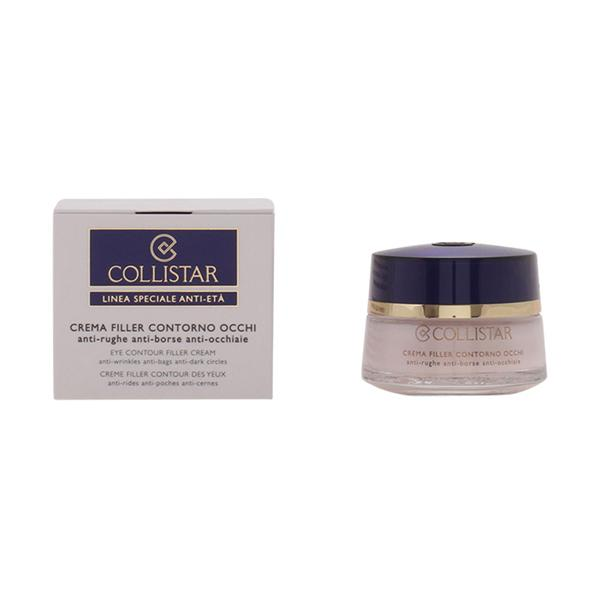 Foto Collistar - anti-age eye contour filler cream 15 ml Giordanoshop.com Cosmetici per Donne