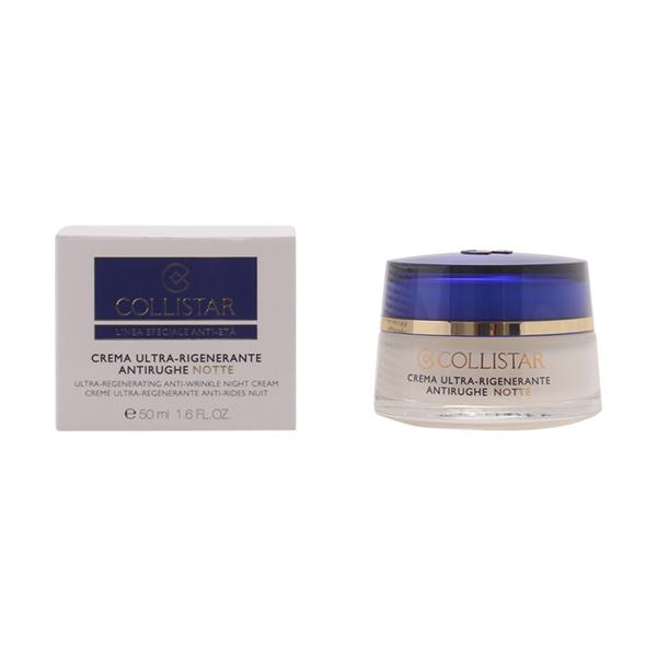 Foto Collistar - Anti-Age Ultra Regenerating Night Cream 50 Ml giordanoshop.com Cosmetici per Donne