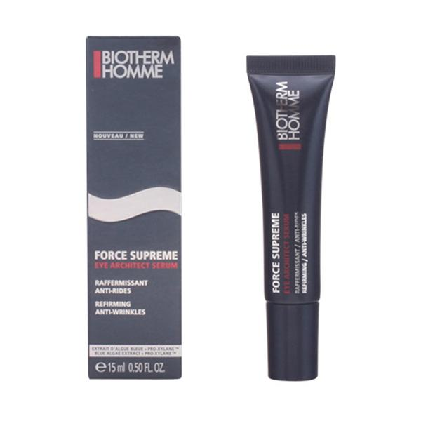 Foto Biotherm - Homme Force Supreme Eye Architect Serum 15 Ml giordanoshop.com Cosmetici per uomini