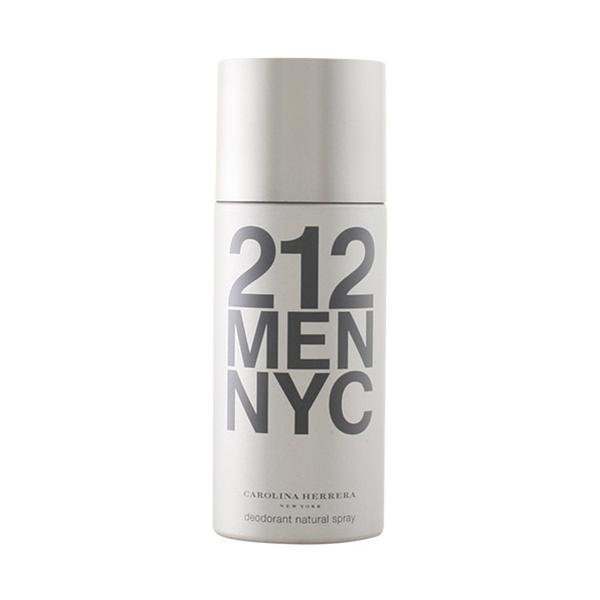Foto Carolina Herrera - 212 Men Deo Vaporizador 150 Ml giordanoshop.com Bellezza e Salute