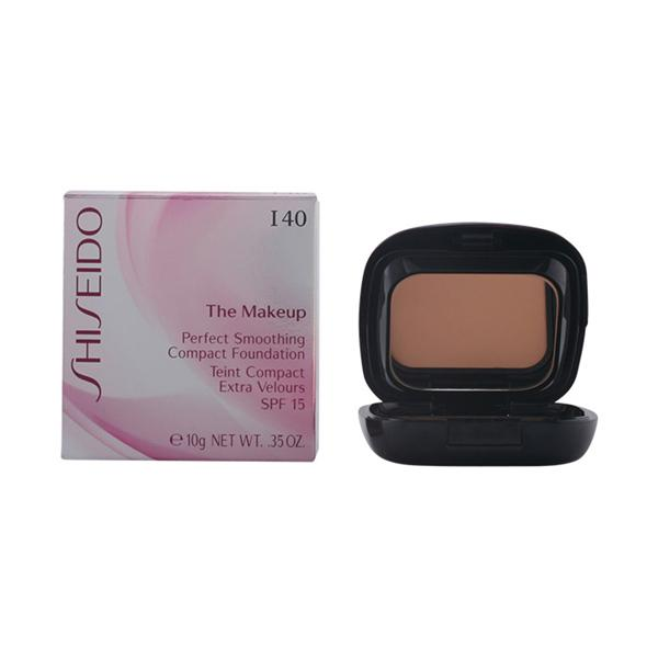 Foto Shiseido - perfect smoothing cpct foundation i40-fair ivory 10 gr Giordanoshop.com Trucco e Make-Up