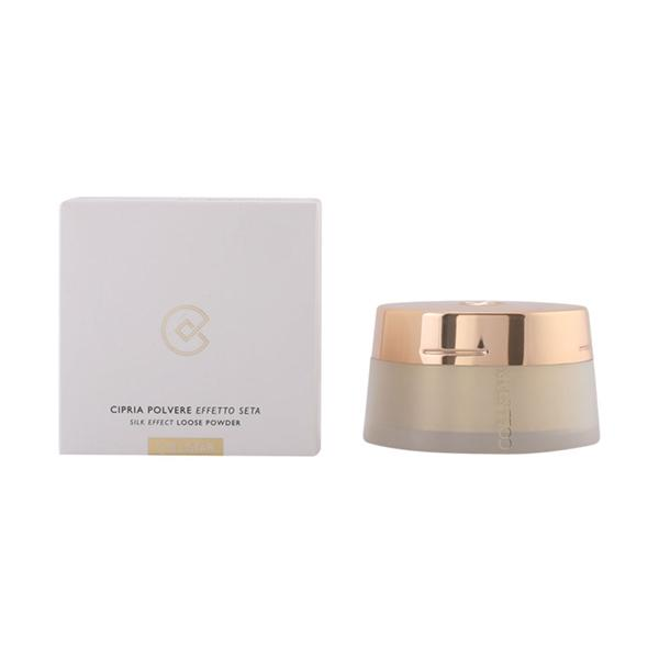 Foto Collistar SILK EFFECT loose powder 02 golden b 35 gr Giordanoshop.com Trucco e Make-Up