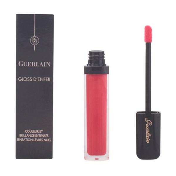 Foto Guerlain - Gloss DEnfer 420-Rouge Shebam 7.5 Ml giordanoshop.com Trucco e Make-Up