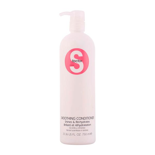 Foto Tigi - S Factor Smoothing Conditioner 750 Ml giordanoshop.com Cosmetici e Cura dei Capelli