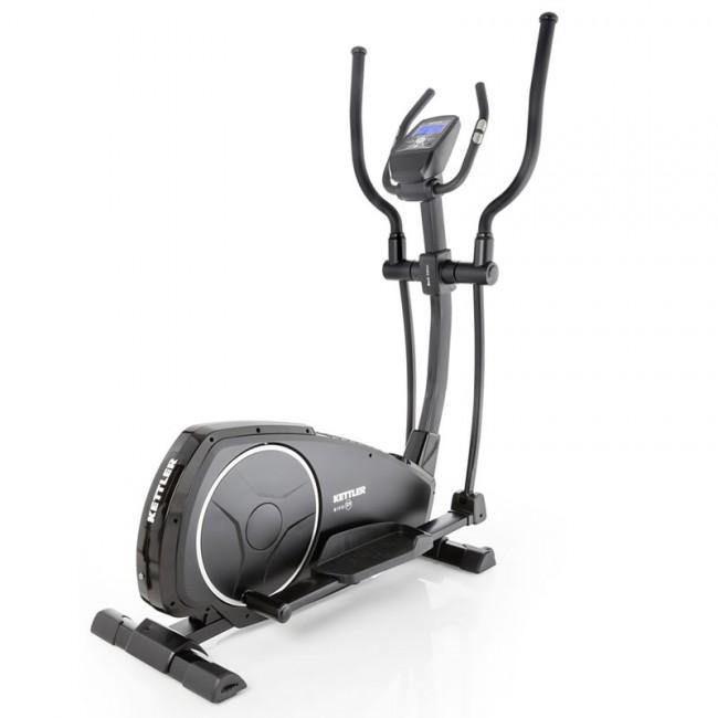 Image of Ellittica Magnetica Programmabile 130Kg Max Kettler Advantage Rivo P Black Edition