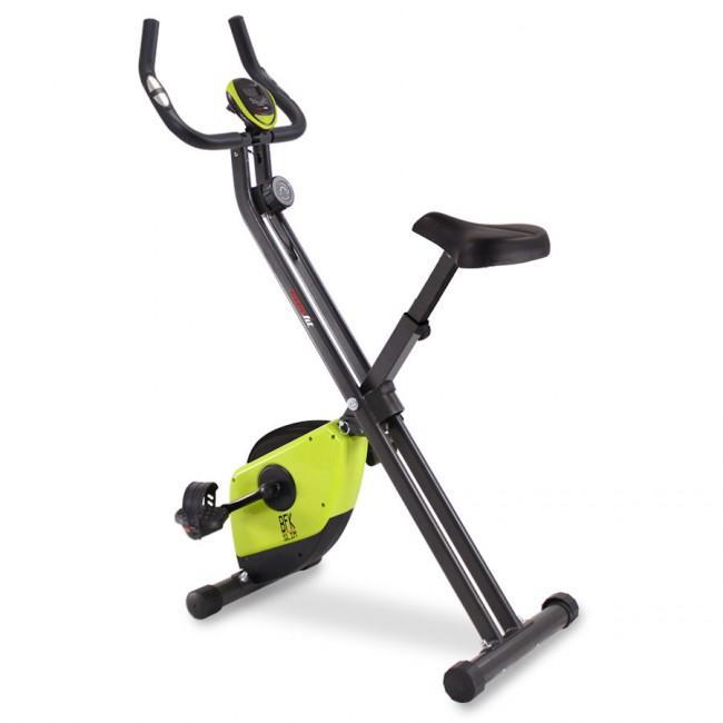 Image of Cyclette Pieghevole Magnetica 100Kg Max 8 Livelli Everfit BFK-Slim