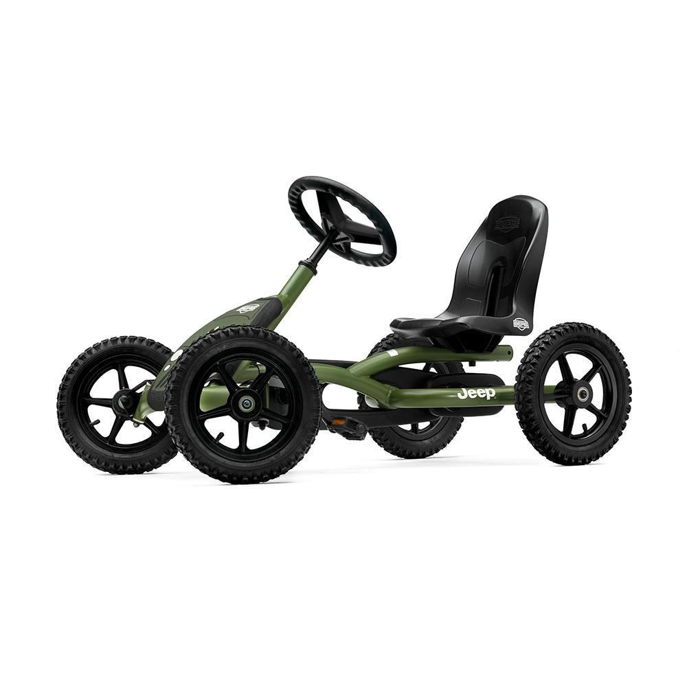 Image of Auto a Pedali Go Kart Per Bambini BERG Jeep Junior