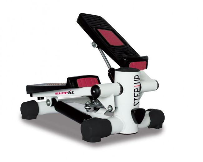 Image of Mini Stepper Idraulico 100Kg Max Con Computer Everfit Step Up