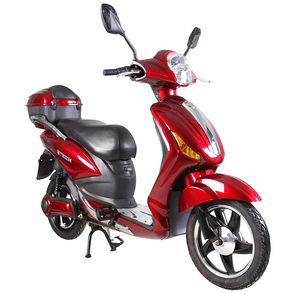 Image of Scooter Elettrico 500W Z-Tech E-Scooter Rosso