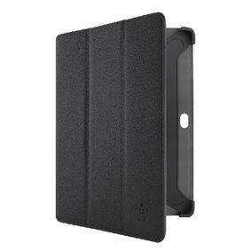 Foto Tablet Folio Case Galaxy Tab 2 10.1&Quot; Pu Black Giordanoshop.com Altro per Tablet