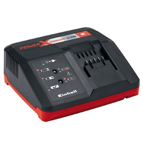 Caricabatteria Sistema Di Ricarica Veloce 18V Power X-Change Einhell
