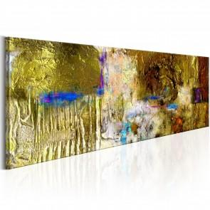Quadro Dipinto - Solar Treasure 120x40cm Erroi