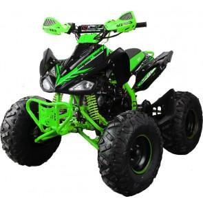 Quad Motore 4 Tempi 125cc NCX Moto Monster Super Well R8 Verde