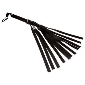SEX AND MISCHIEF  FRUSTINO IN ECOPELLE FLOGGER NERO
