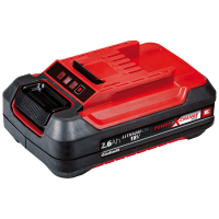 Batteria a Litio Einhell Power-X-Change 18V 2,6 AH PXC PLUS