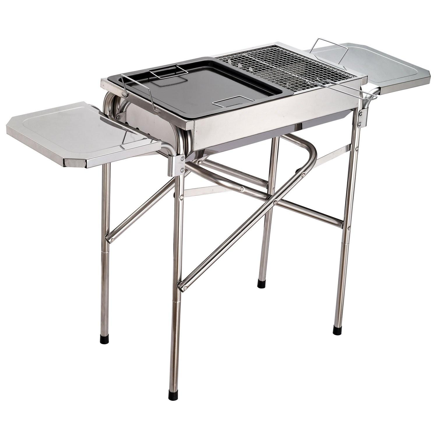 Barbecue a carbone carbonella bbq grill con piano d for Giordano shop barbecue a gas