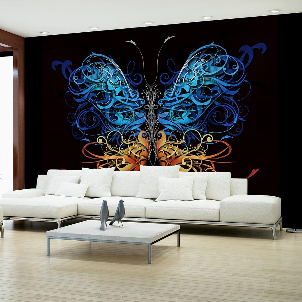 Fotomurale - Wings Of Fantasy 400X280Cm Carta Da Parato Erroi