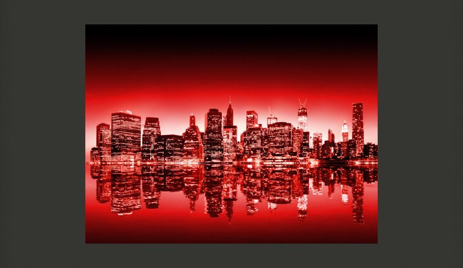 Fotomurale - Intensity Of New York 350X270Cm Carta Da Parato Erroi