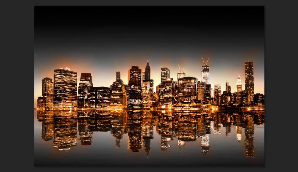 Fotomurale - Wealth Of Nyc 350X270Cm Carta Da Parato Erroi