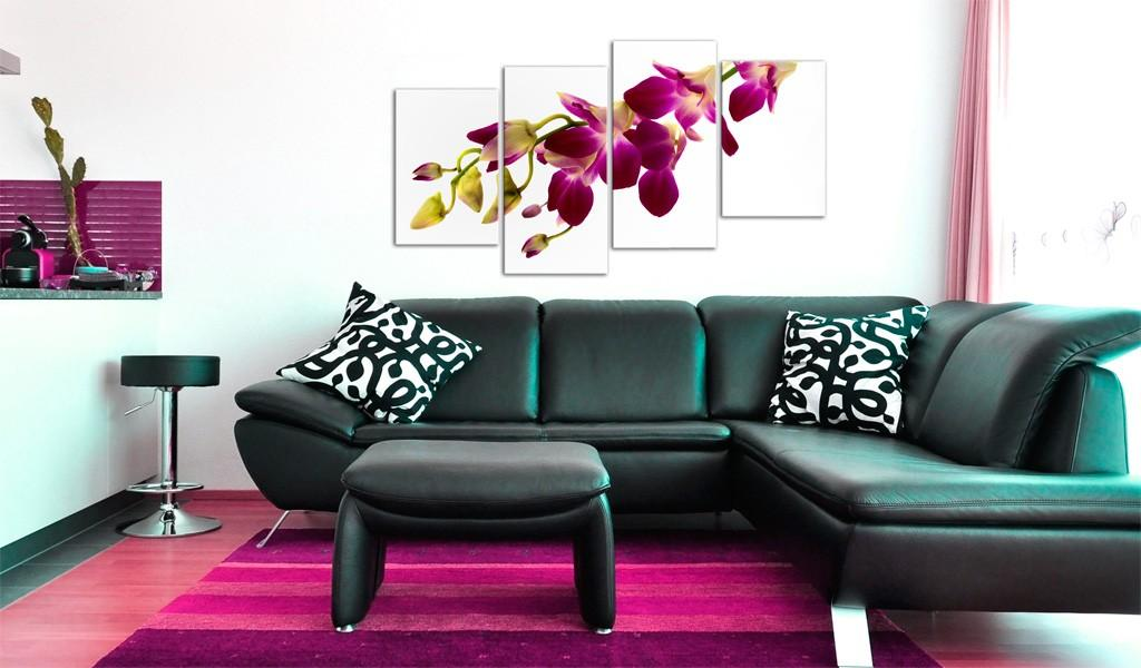 Quadro - Splendore Dell'Orchidea 80X45Cm Erroi