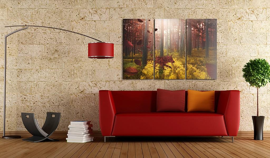 Quadro - Forest Miracle 60X40Cm Erroi