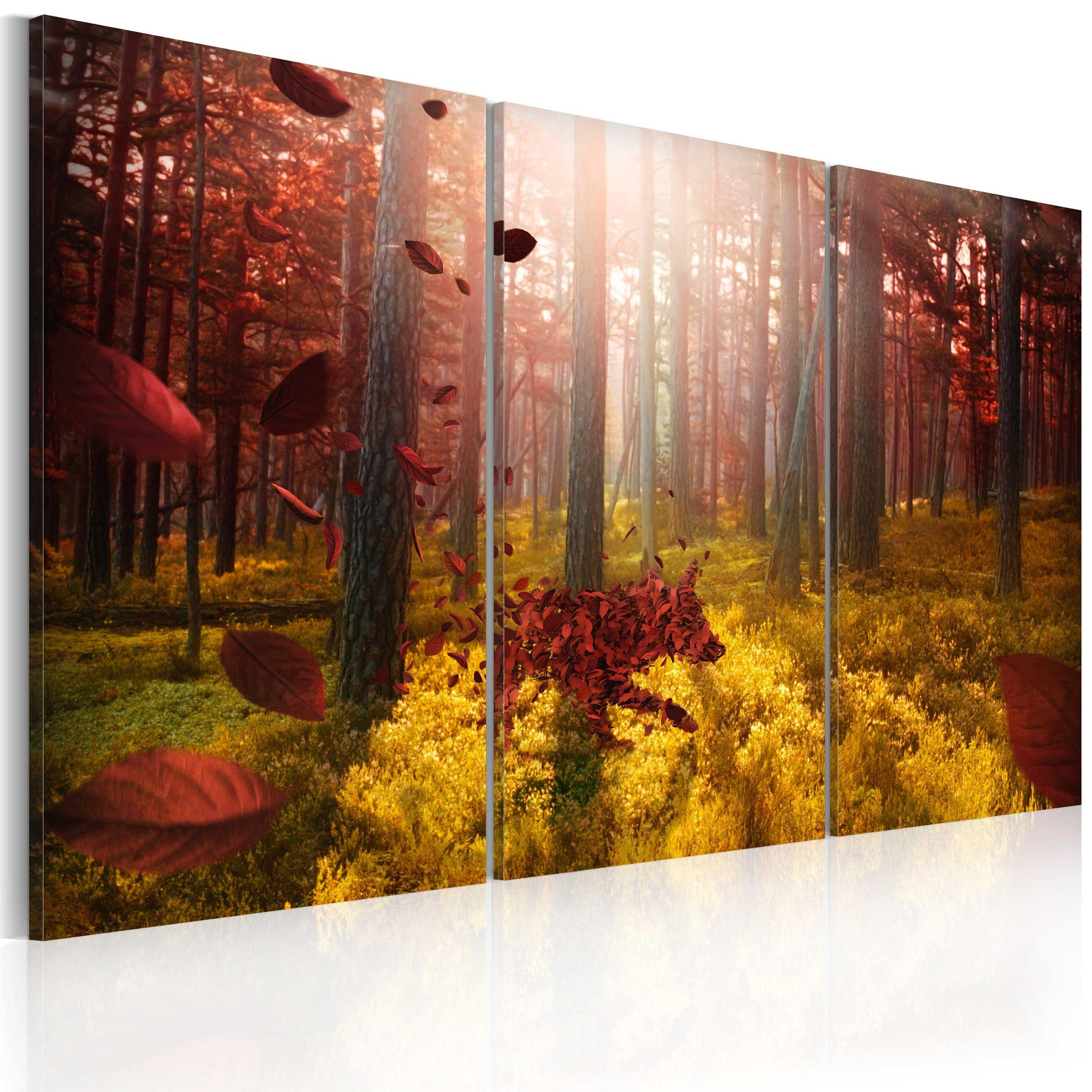 Quadro - Forest Miracle 120X80Cm Erroi